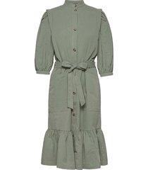 basil galliana dress dresses everyday dresses grön bruuns bazaar