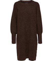 jurk kaya bruin