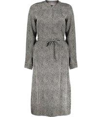 geisha 07904-20 720 dress bi-color with strap sand/black combi