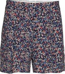dainty bloom short shorts flowy shorts/casual shorts multi/mönstrad michael kors