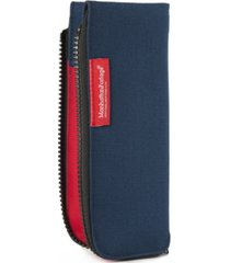 manhattan portage half zip pen case