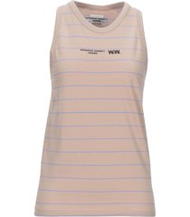 katharine hamnett by wood wood tank tops