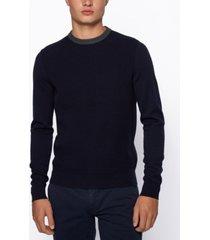 boss men's ayakop regular-fit sweater