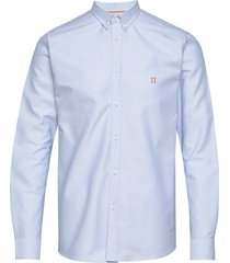 oliver oxford shirt overhemd business blauw les deux