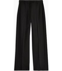 *black menswear style pants by topshop boutique - black