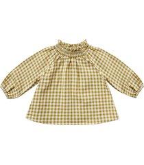 camicetta audrey cotone e lino