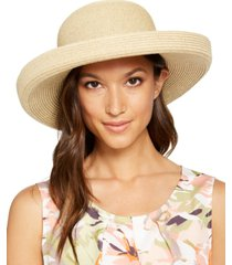 nine west round crown kettle hat