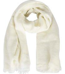destin surl frayed scarf