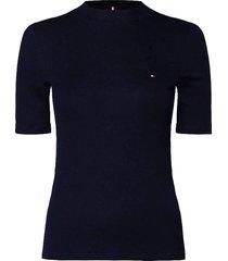 t-shirt charlie donkerblauw