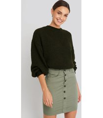sisters point freya skirt - green