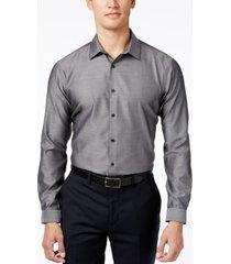inc men's blake long-sleeve non-iron shirt, created for macy's