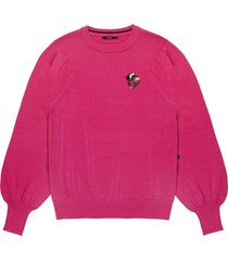 10 feet pullover 850030 roze