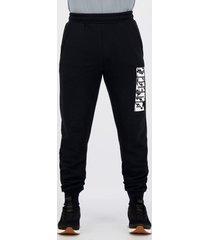 calça puma ka pants preta