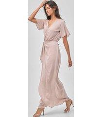 maxiklänning vifloating 2/4 ankle dress