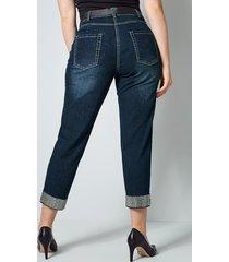 7/8-jeans sara lindholm dark blue
