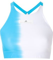 adidas by stella mccartney swim top - white
