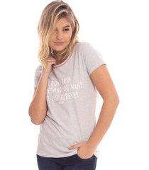 camiseta listradinha nice aleatory feminina