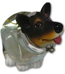 mini baleiro cachorro pastor alemão