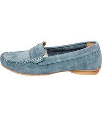 loafers liva loop blå