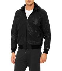 men's alo fleet bomber jacket