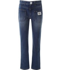 reconstructed jeans