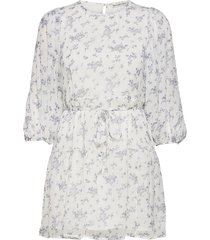 anf womens dresses kort klänning vit abercrombie & fitch