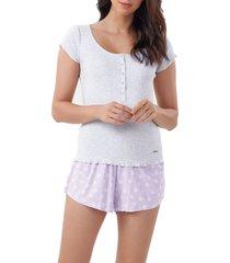 pijama cor com amor 12331