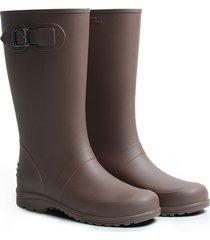 botas de lluvia impermeables