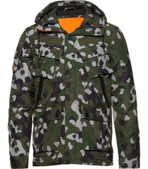 icon military service jacket parka jacka grön superdry