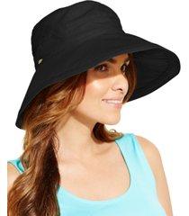 scala cotton big brim sun hat