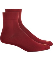 hue women's cushioned pixie crew socks