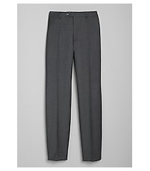 1905 navy collection tailored fit flat front men's suit separates pants - big & tall by jos. a. bank
