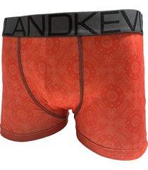 cueca boxer kevland bandana vermelha vermelho