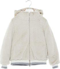 herno teddy jacket