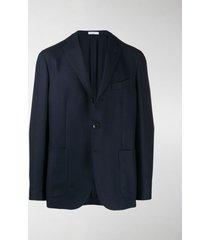 boglioli straight-fit blazer