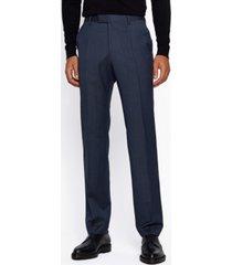 boss men's lenon regular-fit pants