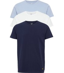 maxwell t-shirts short-sleeved multi/patroon lyle & scott
