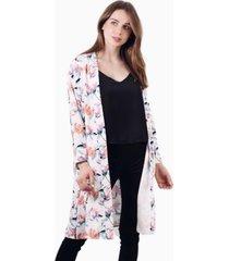 kimono kendall floral print jacinta tienda