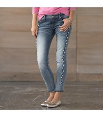 driftwood jeans marilyn meandering vine jeans