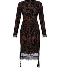 'kiara' long-sleeved dress