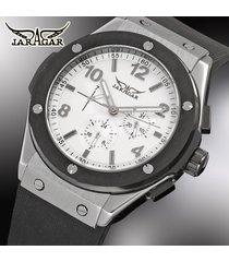 relojes mecánicos relojes mecánicos automáticos-blanco