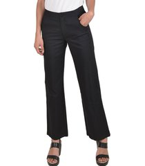 pantalon liso negro alexandra cid