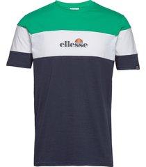 el ministry t-shirts short-sleeved blå ellesse