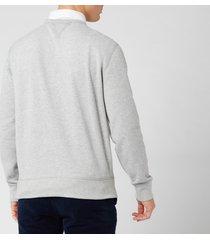 polo ralph lauren men's fleece sweatshirt - andover heather - xxl