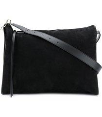 loewe relaxed shoulder bag - black