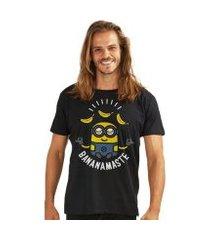 camiseta bandup! minions bananamaste