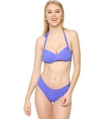bikini azul lecol eileen