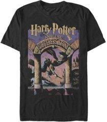 fifth sun men's sorcerer's stone short sleeve crew t-shirt