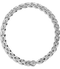 women's john hardy asli classic chain collar necklace