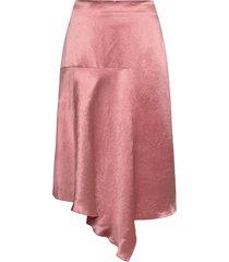 ralovi knälång kjol rosa hugo